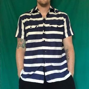 VINTAGE 90's Polo Ralph Lauren Country Shirt
